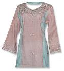 Light Pink Cotton Suit - Pakistani Casual Clothes