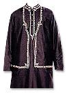 Black Stonewash Waistcoat Suit